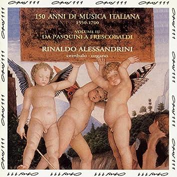 Musica Italiana, Vol. 3: Organo, cembalo
