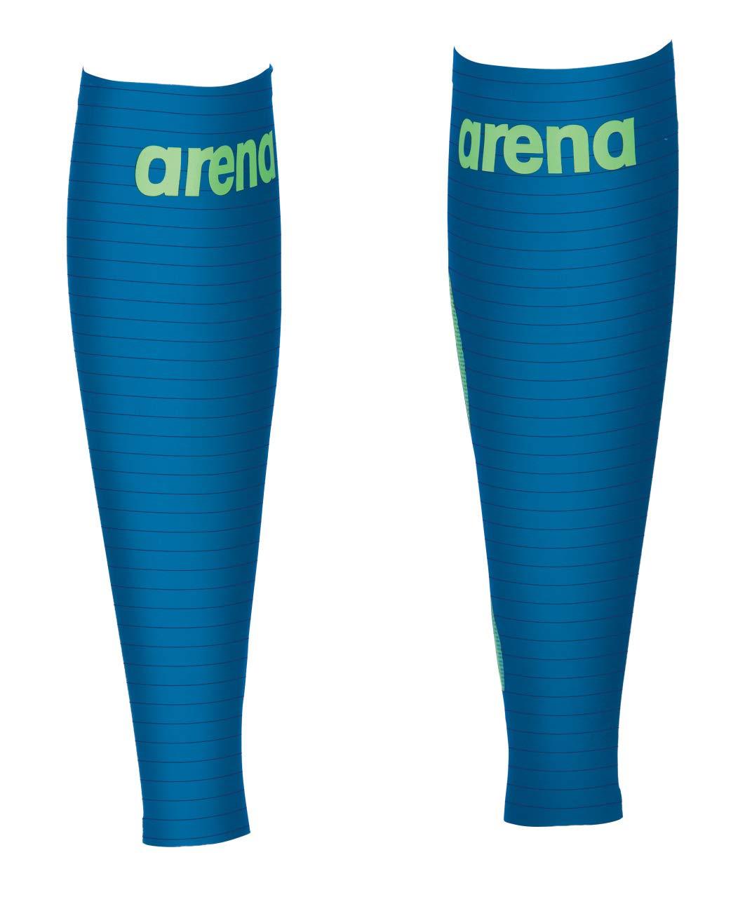 arena Unisex Kompressions Beinlinge für Aufwärm- oder Erholungsphasen (Carbon
