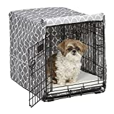 MidWest Dog Crate Cover, Privacy Dog Crate Cover Fits MidWest Dog...