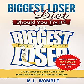 The Biggest Loser Diet: Should You Try It? audiobook cover art