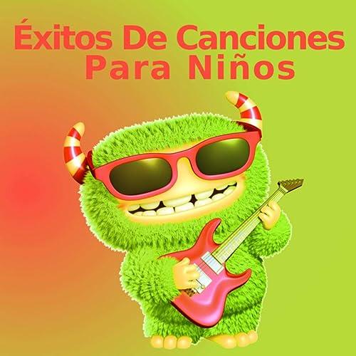 Éxitos De Canciones Para Niños (en la guitarra) de Canciones ...