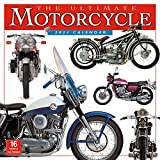 2021 The Ultimate Motorcycle 16-Month Wall Calendar