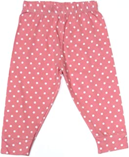 Veronica Pyjama for Baby Girls Pink Polk dots