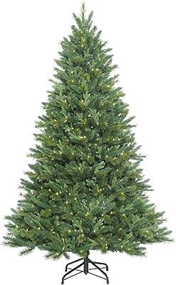 eb5da026979 Amazon.com  GE 7.5-ft Pre-lit Colorado Spruce Artificial Christmas ...