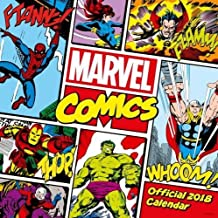 Best marvel comics classic official 2018 calendar Reviews
