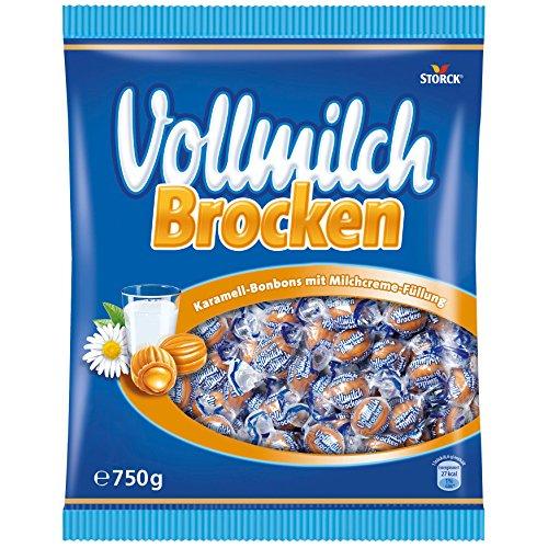 Storck Vollmilch Brocken Karamellbonbons mit Milchcreme 750g