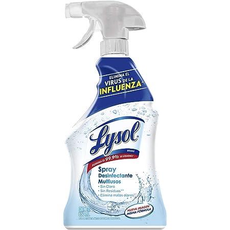 Lysol Spray Desinfectante Multiusos Trigger, 650ml