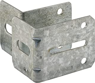 Prime-Line Products GD 52220 Track Brackets, 1 Each Number-1 and Number-3 with Fastners,(Pack of 2)