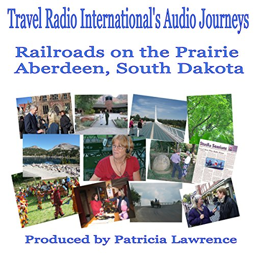 Railroads on the Prairie audiobook cover art