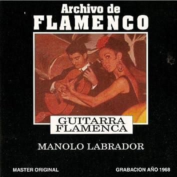 Archivo De Flamenco Vol.2 (Manolo Labrador)