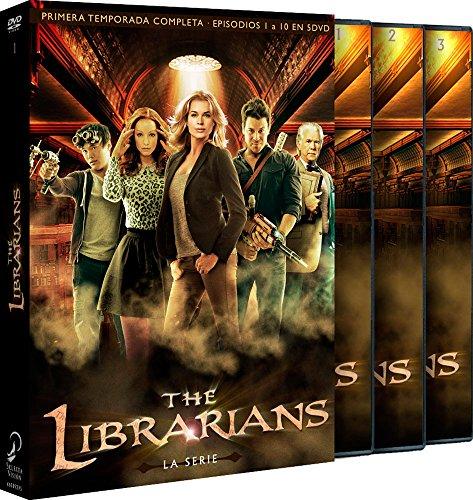 The Librarians Temporada 1 Episodios 1 A 10 [DVD]