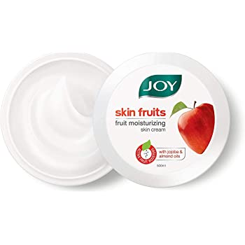 Joy Skin Fruits Fruit Moisturizing Cream, For All Skin Types 500 ml