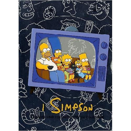 I SimpsonStagione01
