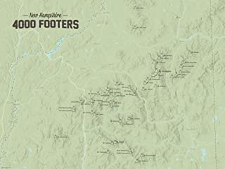nh 4000 footers poster