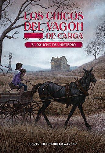El Rancho del misterio Spanish Edition 4 Los chicos del vagon de carga product image
