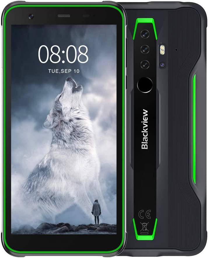 Blackview BV6300Pro Android 10 Rugged Indianapolis Mall 16MP Phones Cell HDR Charlotte Mall Quad