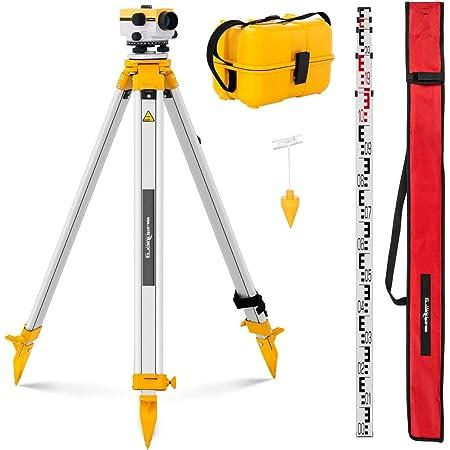 Bosch Professional Livella Ottica GOL 26 D Ingrandimento 26X, Unit/à di Misura: 360 Gradi, Raggio DAzione: Fino A 100 m, In Valigetta