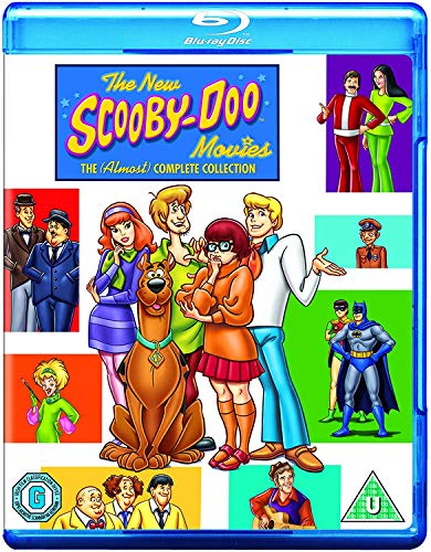 The New Scooby-Doo Movies: The (Almost) Complete Collection (2-Disc Set) (Region Free) (Fully Packaged Import)
