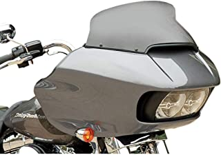 Replacement Plastic for Harley-Davidson 15 Road King Replacement Plastic Memphis Shades MEP6124 Purple Windshield