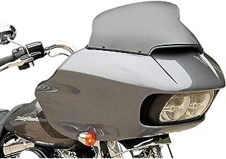 Memphis Shades MEP86010 Dark Smoke Windshield (Spoiler Replacement For Oem Fairings Shield Fltr Road Glide 2015-2016 6