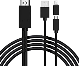 Best micro usb to hdmi cable for tv Reviews