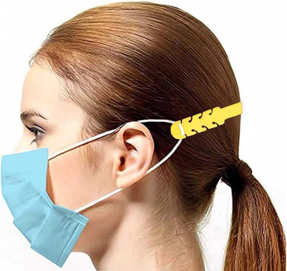 5 pz estensori anti-serraggio Ear Protector Accessori per la cinghia dellorecchio