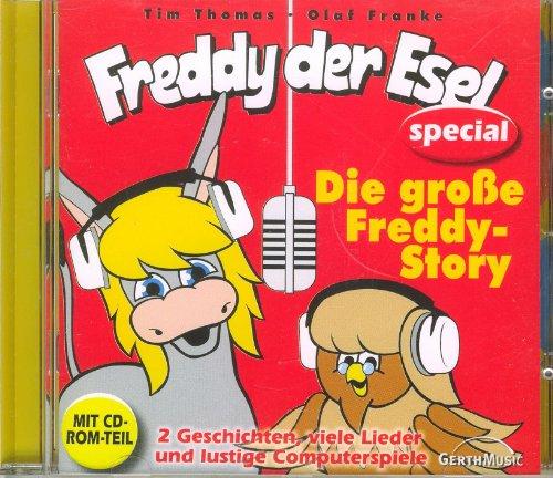 Freddy der Esel special - Die große Freddy-Story