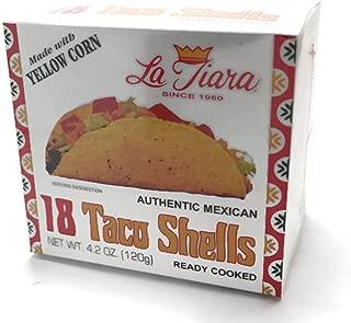 La Tiara Taco Shells, 18-count Box (Pack of 2)