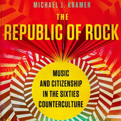 The Republic of Rock audiobook cover art