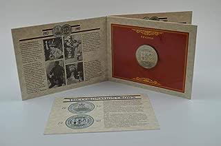 5 coronation coin