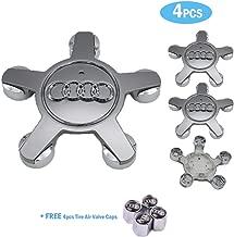 cciyu LUG BOLT 14x1.5 20 Piece Black Wheel Lug Shank 28 mm 2key fits for Audi 5000 4000 100 200 A3 A4 A5