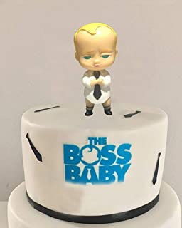 Amazon Com Boss Baby Cake Decorations