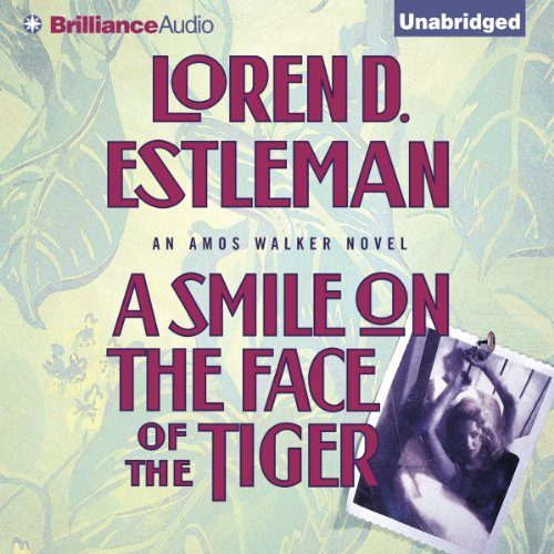 A Smile on the Face of the Tiger audiobook cover art