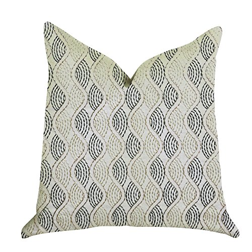 Bronze Metallic Decorative Pillow Cover