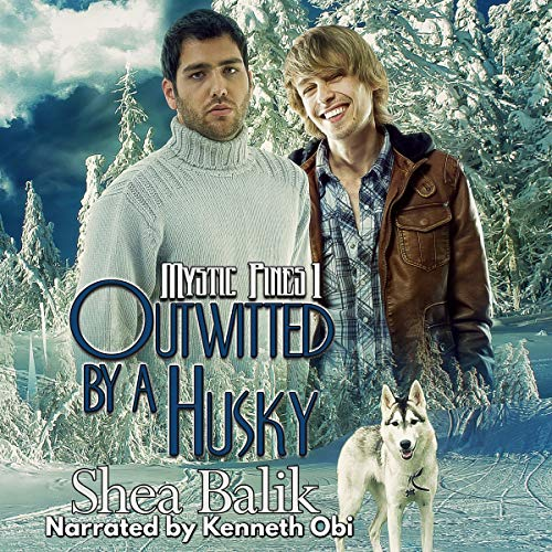 Outwitted by a Husky cover art