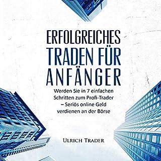 Erfolgreiches Traden für Anfänger Titelbild
