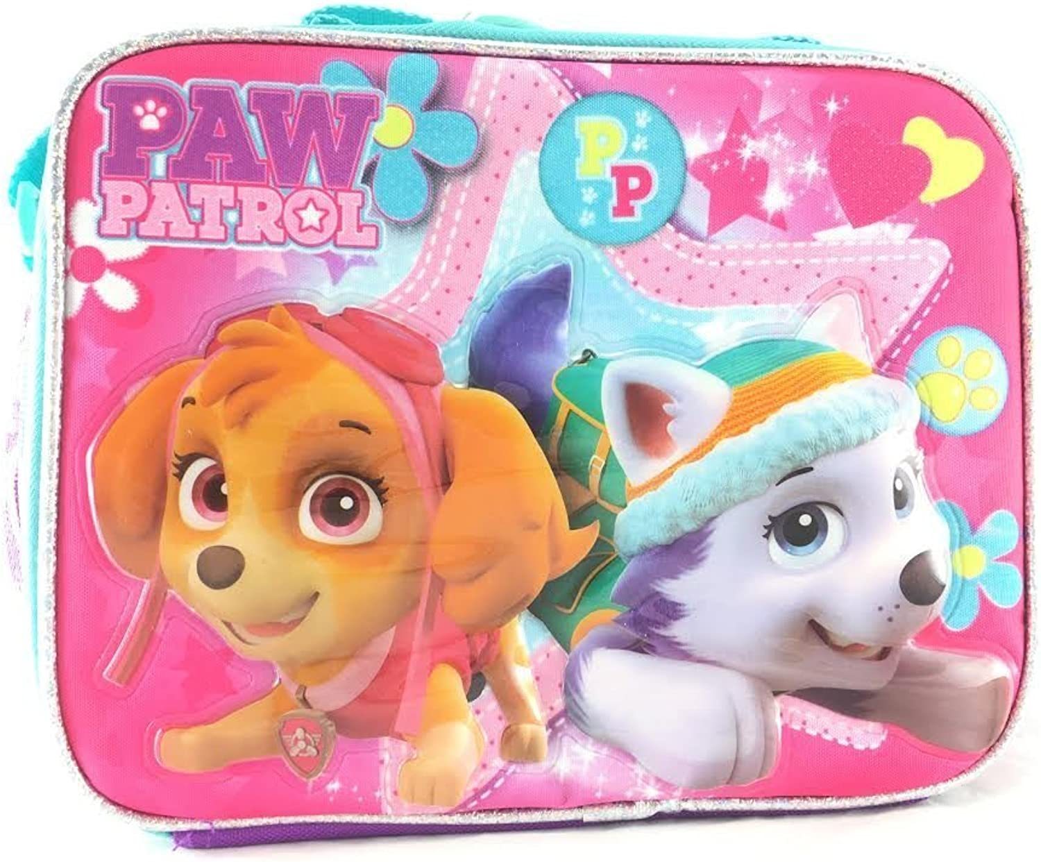 New New New Nickelodeon Paw Patrol Girls Lunch Bag B01HDRIHBG | Qualifizierte Herstellung