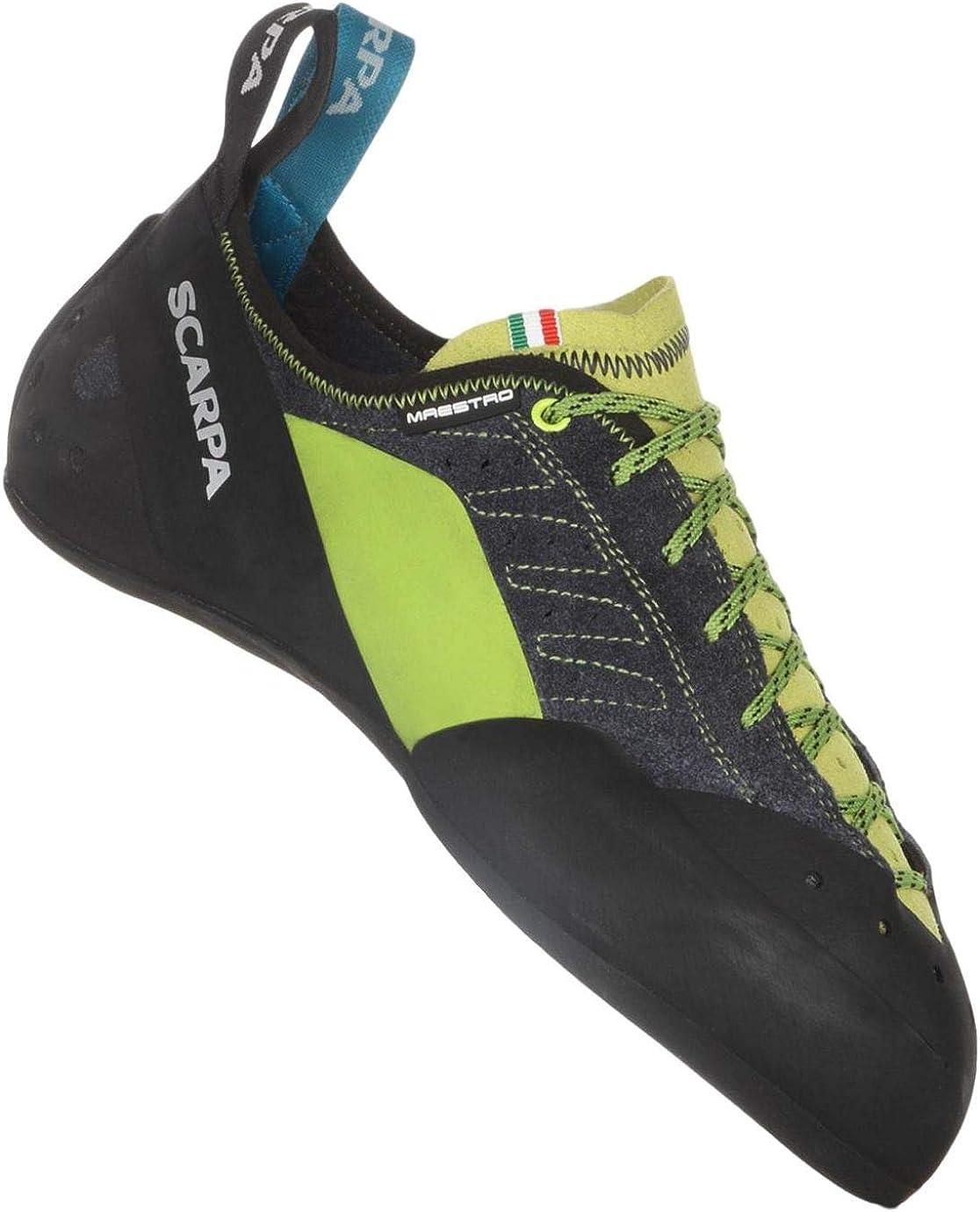 SCARPA Men's Maestro Eco Shoes In a popularity Climbing overseas Ink