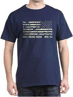 CafePress USS Chung-Hoon Classic 100% Cotton T-Shirt