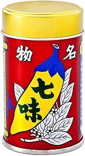 八幡屋礒五郎 七味唐辛子 缶 14g × 5個