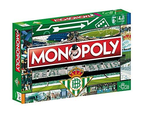 """Monopoly Eleven Force 81625 Betis Sevilla"""", Mehrfarbig, in spanischer Sprache"""