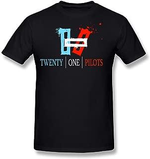 Twenty One Pilots Rectangles T-Shirt