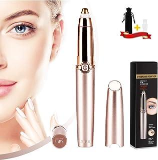 Eyebrow Hair Remover, Sikii Eye Brow Trimmer Epilator Painless Facial Brows Face Razor for Face...