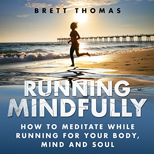 Running Mindfully audiobook cover art