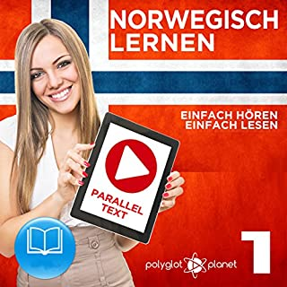 Norwegisch Einfach Lesen | Einfach Hören | Paralleltext Titelbild