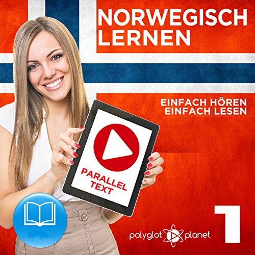 Norwegisch Einfach Lesen | Einfach Hören | Paralleltext audiobook cover art