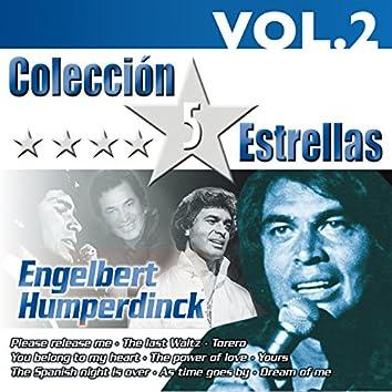 Colección 5 Estrellas. Engelbert Humperdinck. Vol. 2