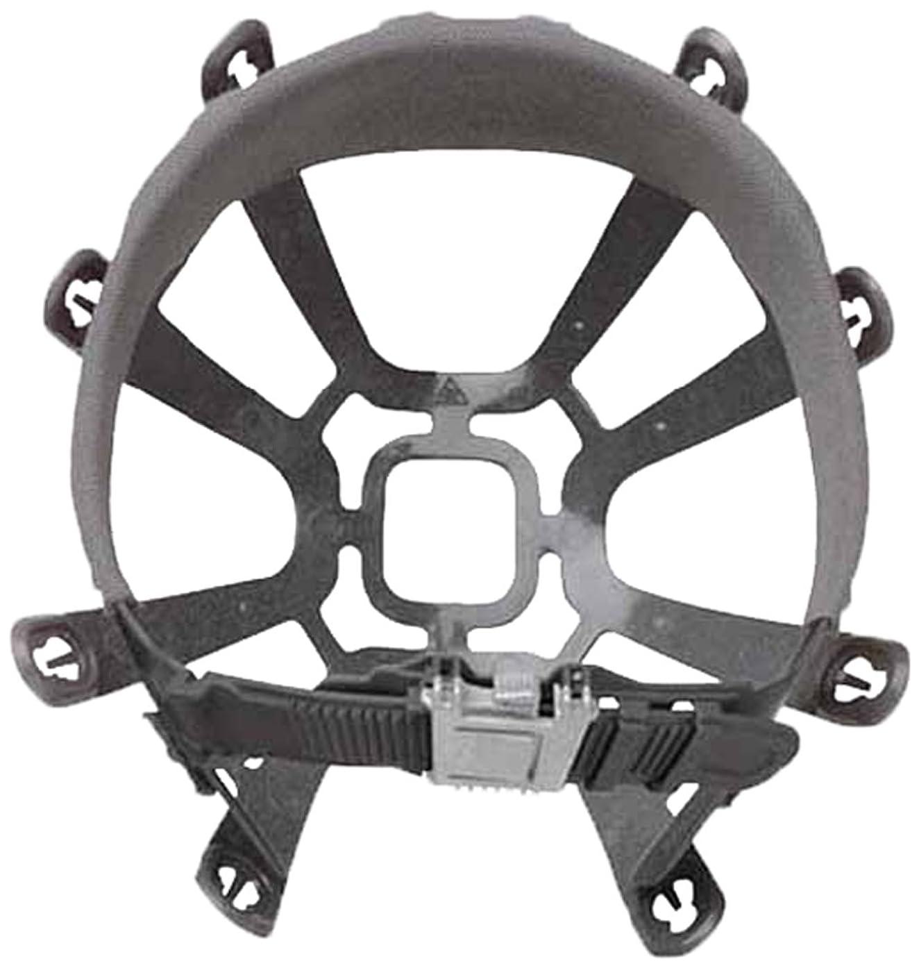 曲線マイナス一貫したミドリ安全 ヘルメット 内装一式 FP-2QRA 4007012119