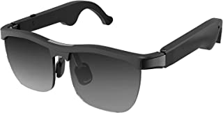 Elikliv Audio Sunglasses with Open Ear Headphones Blutooth 5.1 Wireless Music Glasses Sunglasses Hands-Free Calling, Voice...