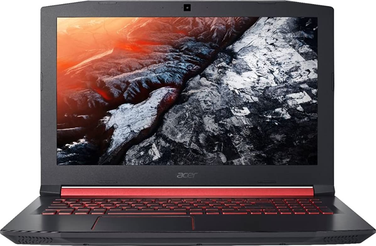 Acer Nitro 5 Gaming Laptop: 7th Gen Intel Core i5-7300HQ, GeForce GTX 1050, 8GB DDR4 RAM, 1TB HDD, 15.6-inch Full HD Display